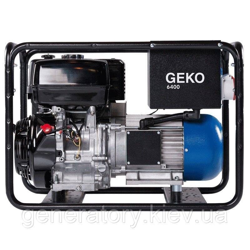 Генератор GEKO 6400 ED-AA/HEBA