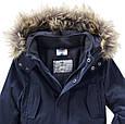 Зимняя куртка с капюшоном для мальчика Topolino Германия Размер 128, фото 5