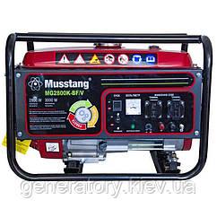 Генератор Musstang MG2800K-BF/V BG