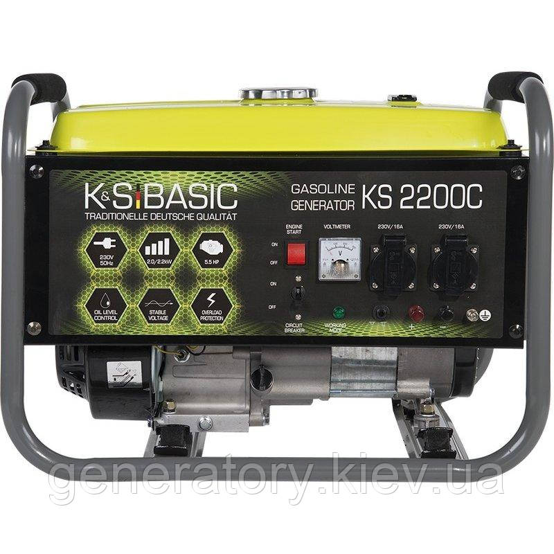 Генератор Konner&Sohnen BASIC KS 2200 З