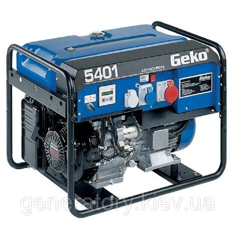 Генератор GEKO 5401 ED-AA/HEBA BLC