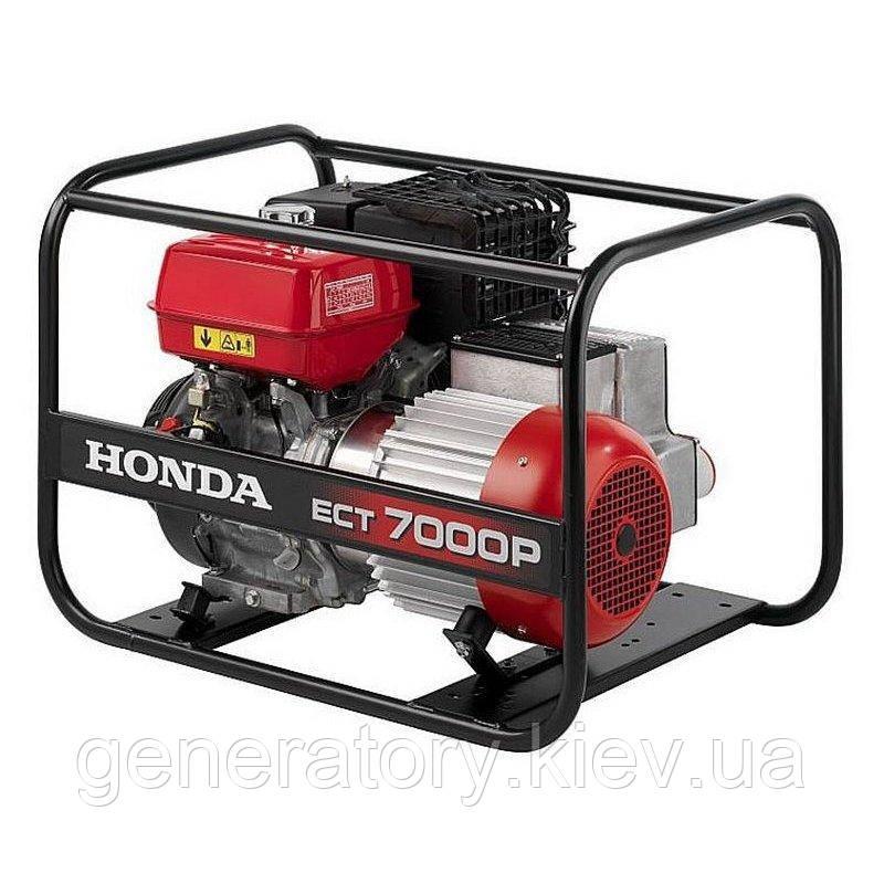 Генератор Honda ECT 7000 P1