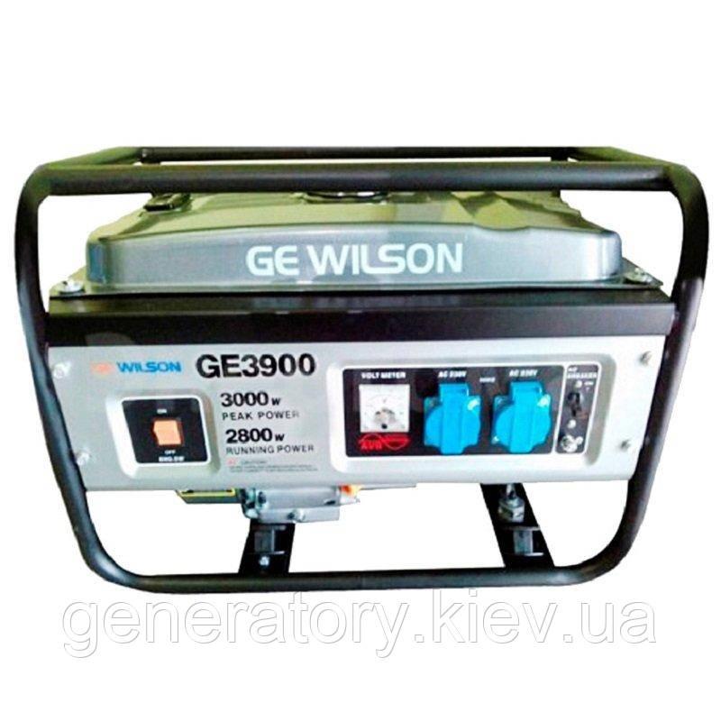 Генератор GEWILSON GE3900