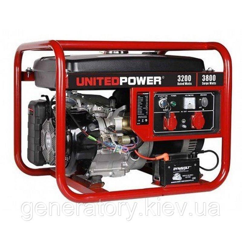 Генератор United Power GG4500E