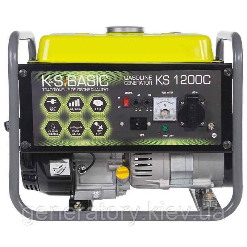 Генератор Konner&Sohnen BASIC KS 1200 C