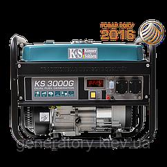 Генератор Konner&Sohnen KS 3000G