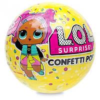 Кукла LOL в шаре Confetti Pop SURPRISE