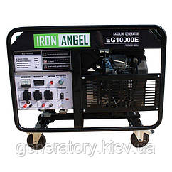 Генератор Iron Angel EG 10000 E