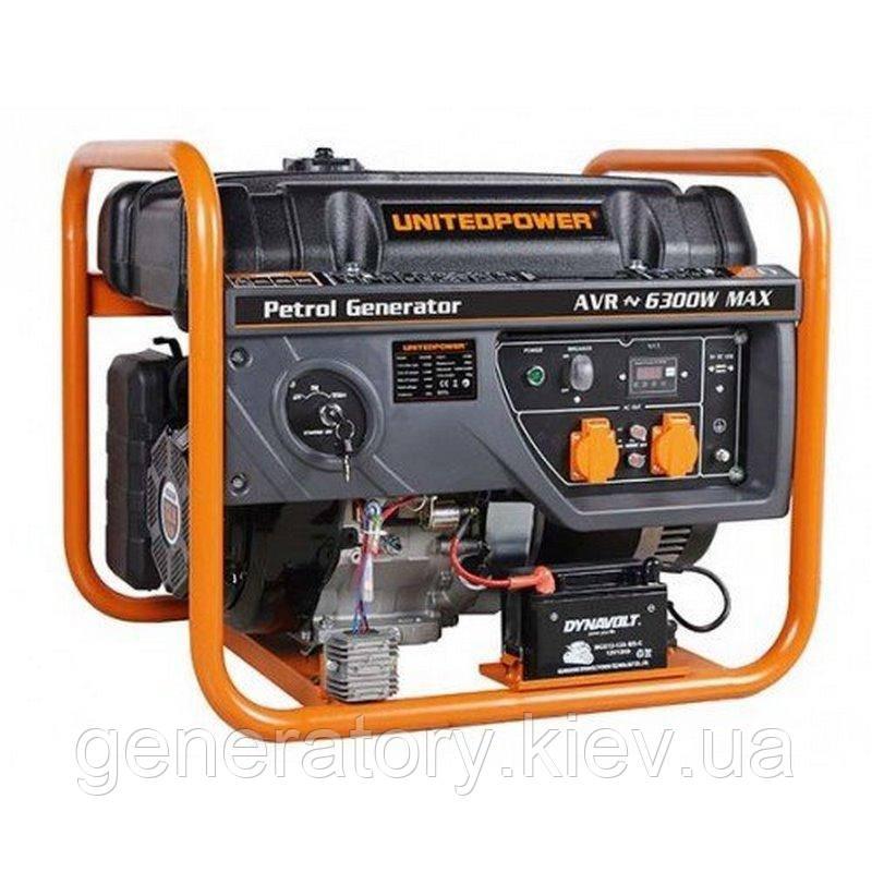 Генератор United Power GG7300E
