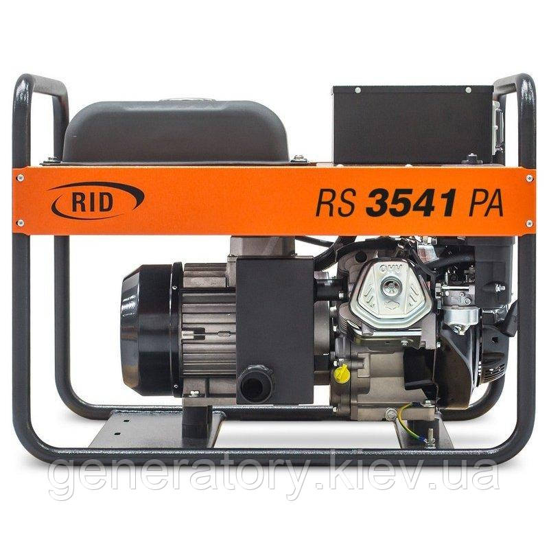 Генератор RID RS 3541 PAE