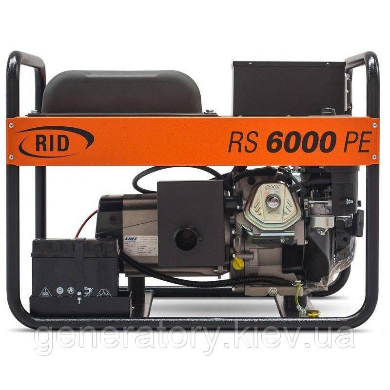 Генератор RID RS 6000 PE