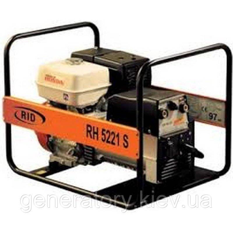 Генератор сварочный RID RS 5221 SE