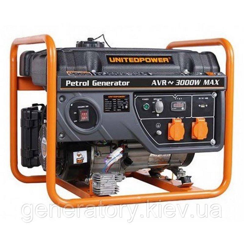 Генератор United Power GG3400Е
