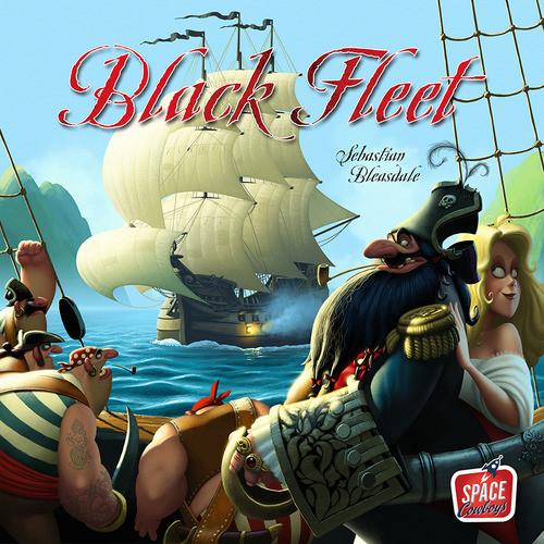 Настольная игра Black Fleet (Черный флот)