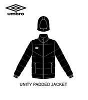 Куртка UMBRO UNITY PADDED JACKET