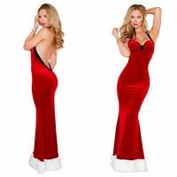 34a77dba2a9 Бархатное новогоднее платье в Одессе. Сравнить цены