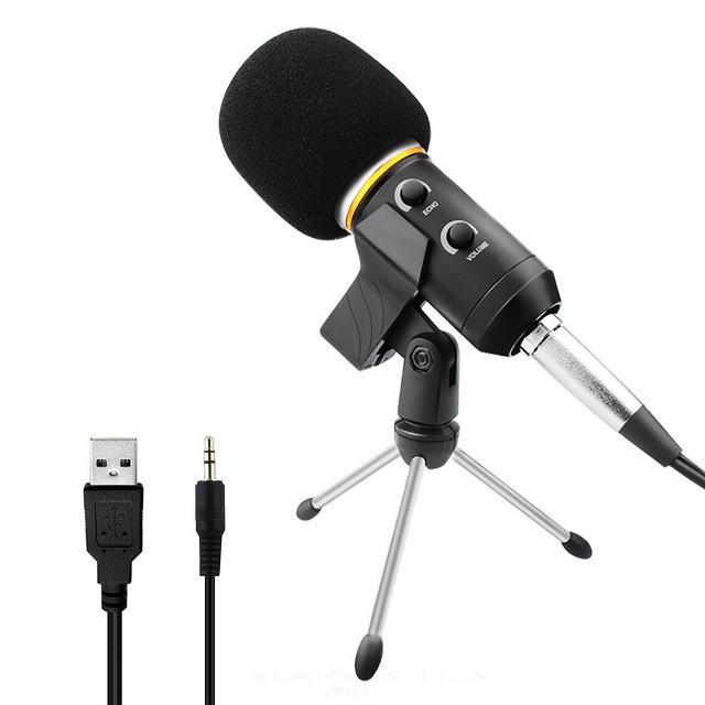 Конденсаторный микрофон ELIMA MK-F200TL BLACK SILVER