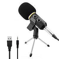 Конденсаторный микрофон ELIMA MK-F200TL BLACK SILVER, фото 1