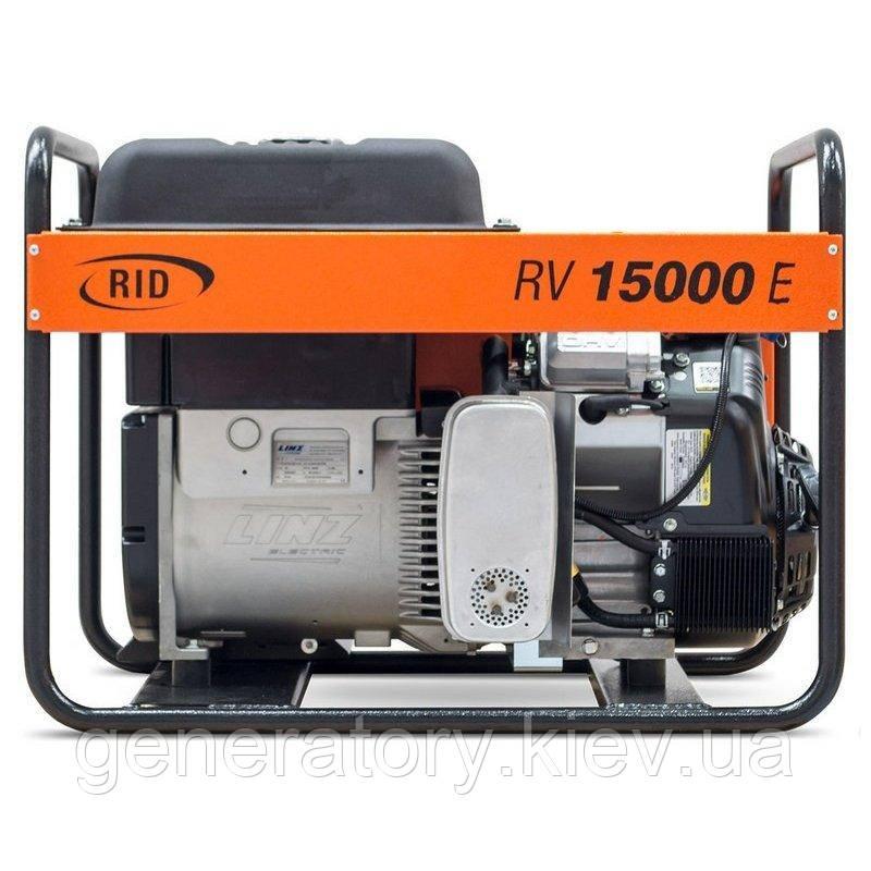 Генератор RID RV 15000 E