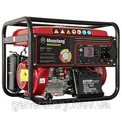 Генератор Musstang MG6000S-BF/32 A - BG