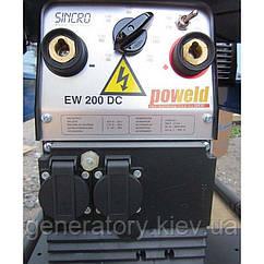 Генератор сварочный SDMO Weldarc 300 TE XL C