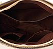 Сумка женская через плечо с плетением Золотой, фото 4