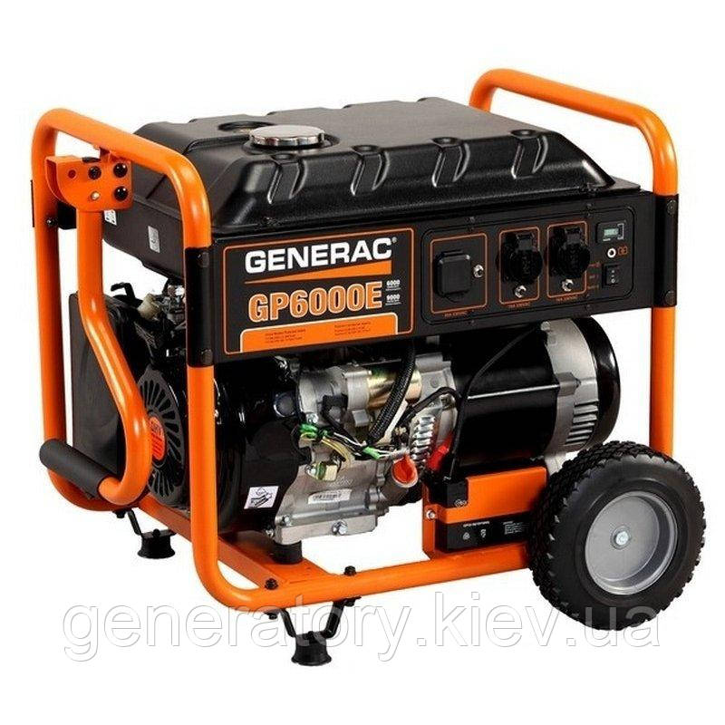Генератор Generac GP 6000E