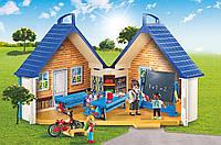 ПлейМобил Игровой набор Снова в Школу PLAYMOBIL Take Along School House