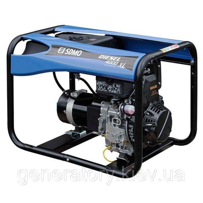 Генератор SDMO Diesel 4000 E XL C M