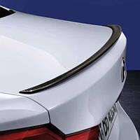 Спойлер BMW G30 M Perfomance карбон