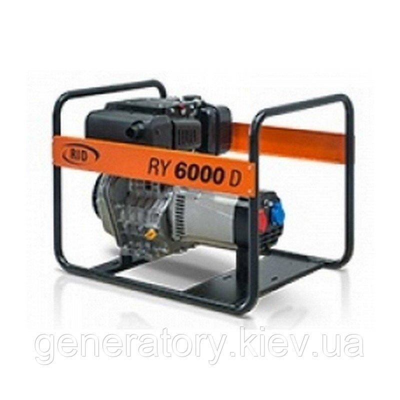 Генератор RID RY 6000DE