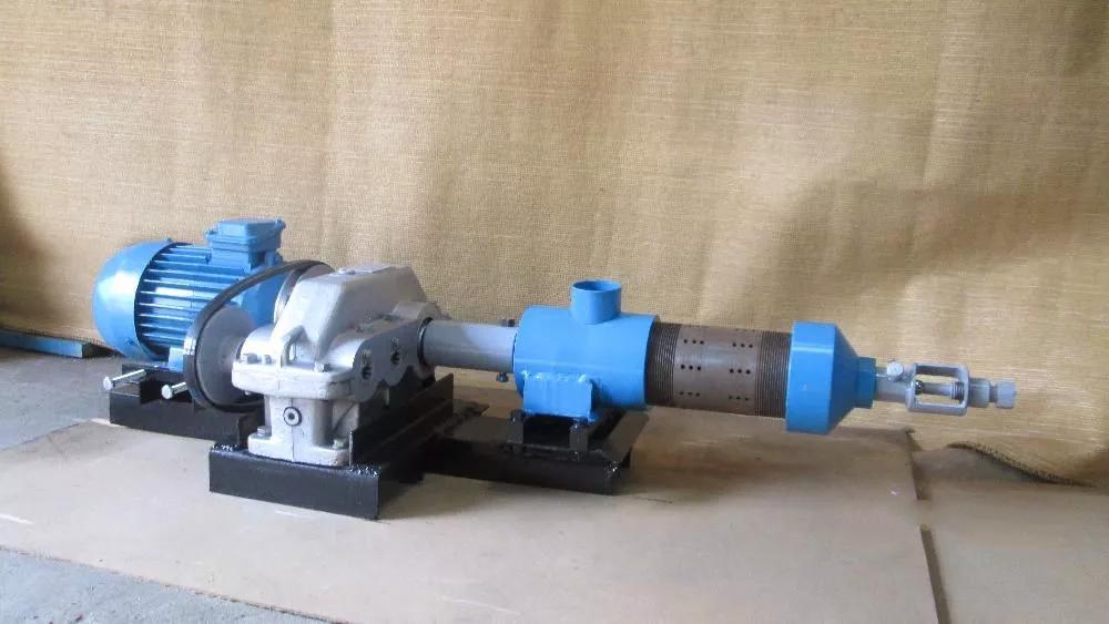 Маслопрес шнековий холодного віджиму 380в-20л/год. 2.2 кВт Масло прес