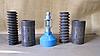 Маслопрес шнековий холодного віджиму 380в-20л/год. 2.2 кВт Масло прес, фото 3