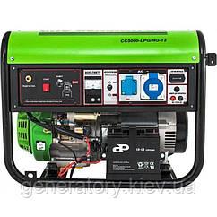 Генератор Greenpower CC5000 LPG/NG-Т2