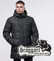 Braggart Youth   Куртка на зиму 25420 черная