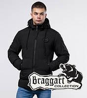 Braggart Youth | Зимняя куртка 25440 черная, фото 1