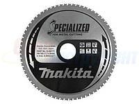 Диск пильный по металлу Makita SPECIALIZED 185x30x70T (B-09771)