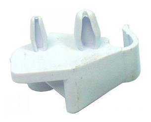 Правый держатель откидной панели для морозильной камеры холодильника Beko 4239690100