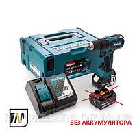 Аккумуляторный ударный шуруповерт Makita DHP459RTJ Б/У