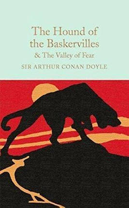 Книга The Hound of the Baskervilles. The Valley of Fear, фото 2