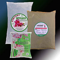 Субстраты и грунты для растений