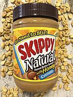 Арахисовая паста с медом без глютена Skippy, 751грамм, фото 1