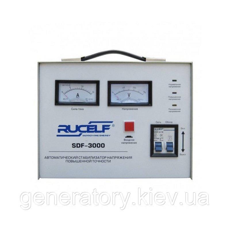 Стабилизатор RUCELF SDF-3000