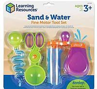 "Набор для развития мелкой моторики ""Sand & Water"" от Learning Resources."