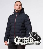 Куртка зимняя Braggart Aggressive -45115 т.синий-красный