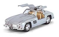 Автомодель металл 1:32  Mercedes-Benz 300 SL Coupe KT5346W Kinsmart