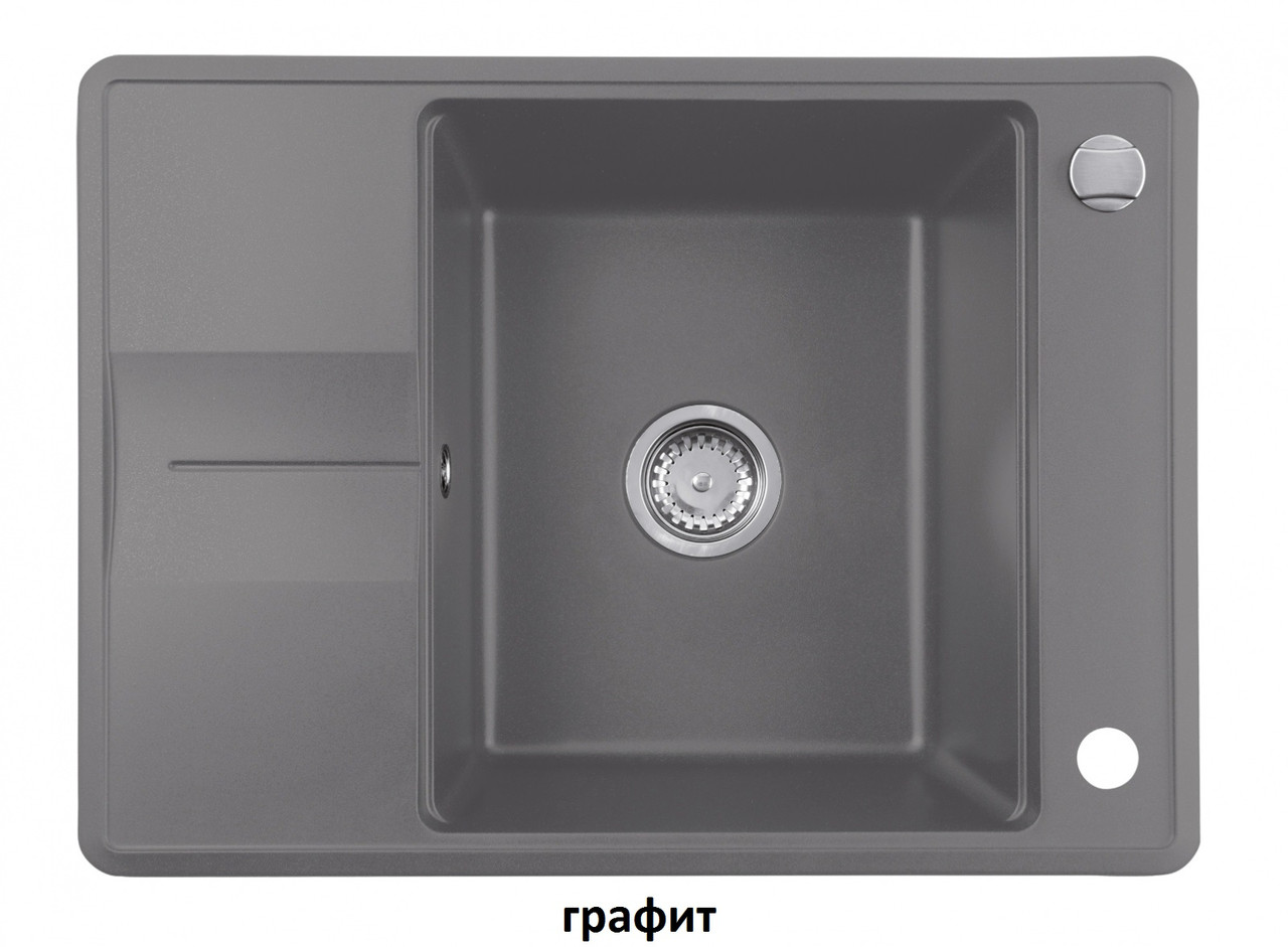 Мойка кухонная гранит TEKA Estela 50 S-TQ