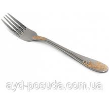 """Вилка столовая """"Золотая ветка"""" AYD (нержавеющая сталь, 6 шт. в упаковке), арт. 162502"""