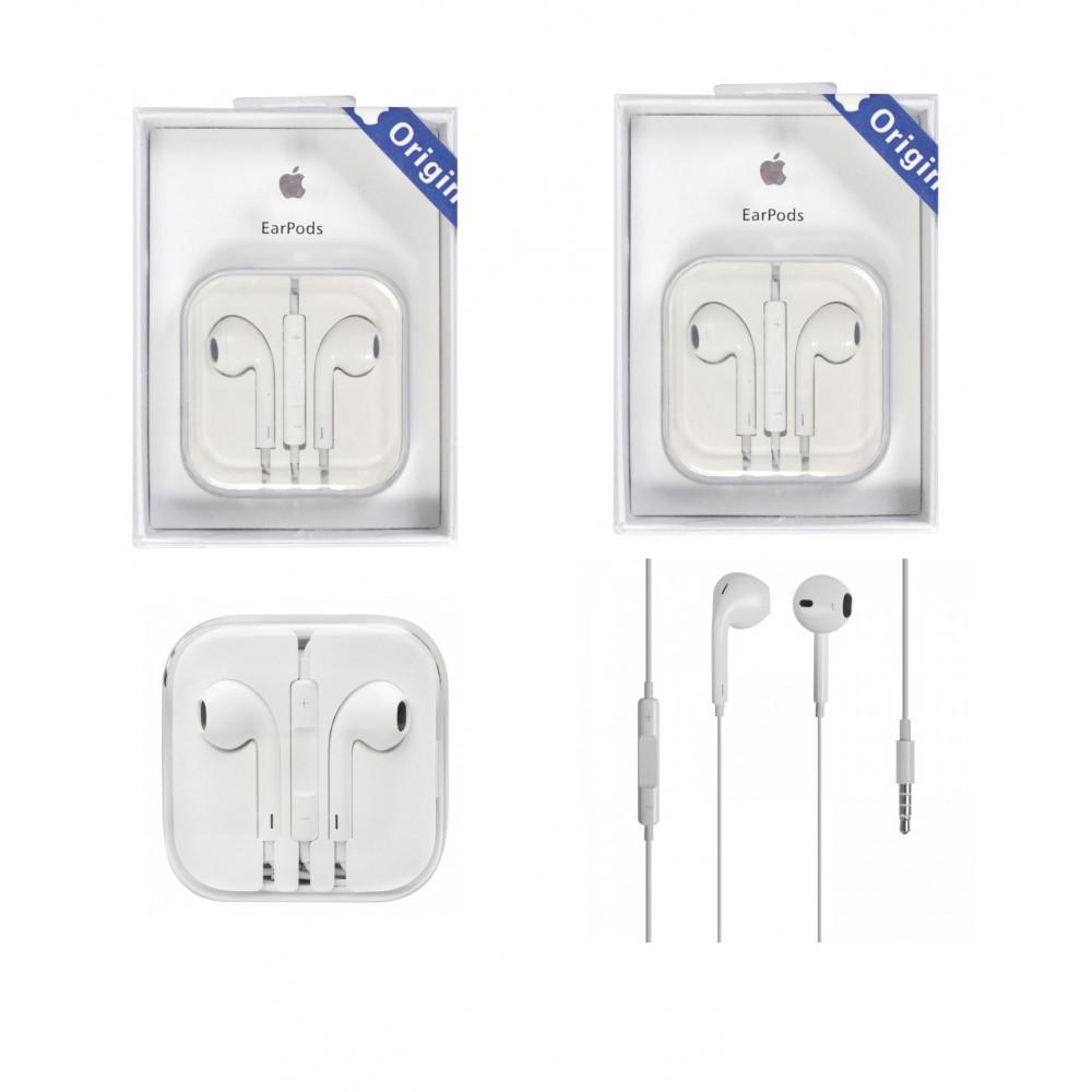 Наушники Apple Earpods Hi copy AAA в упаковке