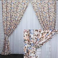"""Новинка!!! Комплект готовых штор коллекция """"Элит Прованс"""". Код 313ш, фото 1"""